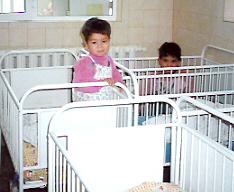 Kazakhstan orphanage