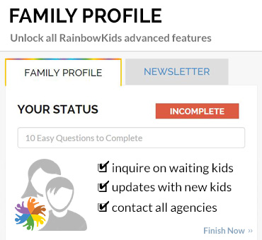 RainbowKids Family Profile
