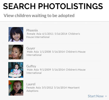 Waiting Child Photolisting