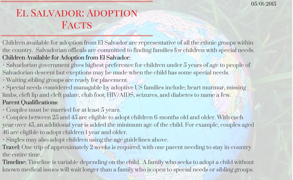 El Salvador_ Adoption Facts