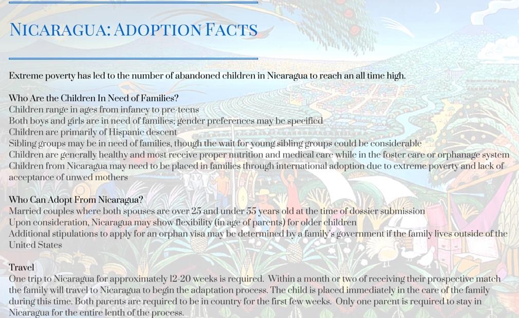 Nicaragua_ Adoption Facts-4