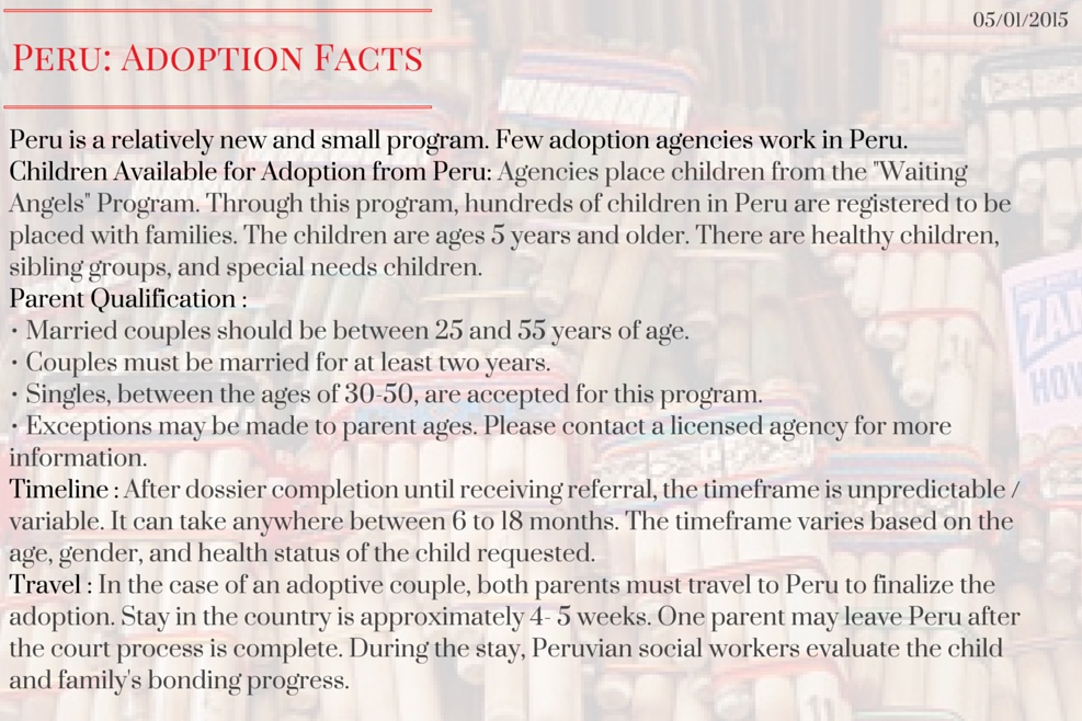 Peru_ Adoption Facts-4