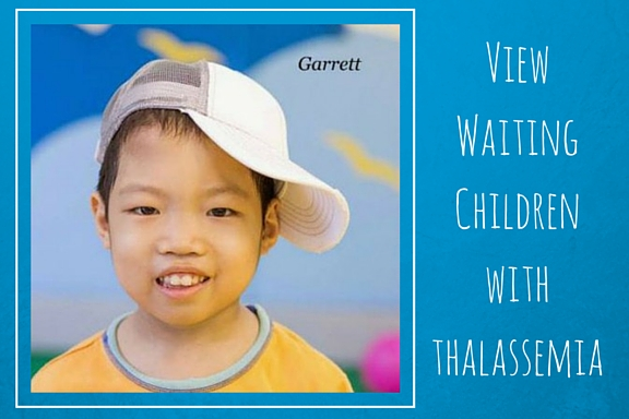 Click here to view all children with thalassemia