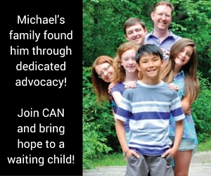 Child Adoption Advocacy